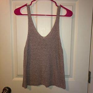 3/$20 Boho Chic Knit Top